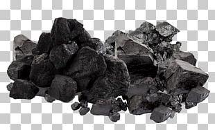 Charcoal Coal Mining Ore PNG