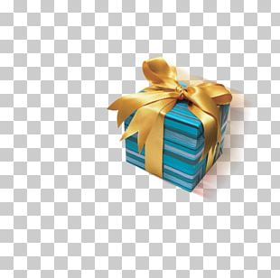 Gift Drawing Animation PNG