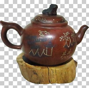 Teapot Kettle Pottery Ceramic Tennessee PNG