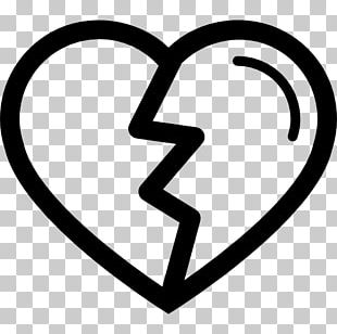 Broken Heart Symbol Computer Icons Shape PNG