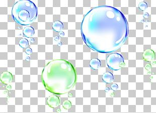 Drop Bubble Water PNG