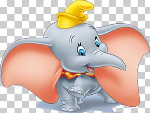 Daisy Duck Dumbo Desktop Animation PNG