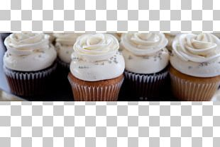 Cupcake Frosting & Icing Cream Wedding Cake Bakery PNG