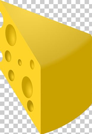 American Cheese Yellow Food PNG