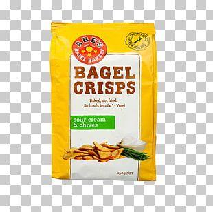 Bagel Delicatessen Bakery Potato Chip Flavor PNG
