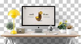 Digital Marketing Graphic Design Mockup Web Design PNG