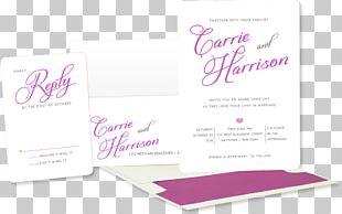 Wedding Invitation Bride & Groom Direct Font Script Typeface PNG