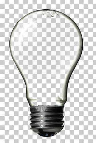 Incandescent Light Bulb Lamp Electric Light PNG