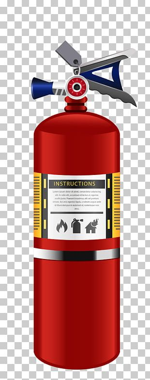 Fire Extinguisher Firefighting Foam PNG