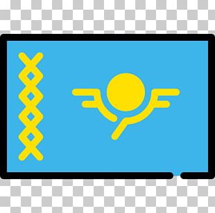 Flag Of Kazakhstan Flag Of Kazakhstan Computer Icons PNG