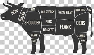 Cattle Jerky Meat Beef Flank Steak PNG