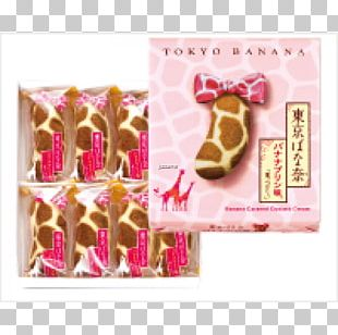 Custard Cream Tokyo Crème Caramel Sponge Cake PNG