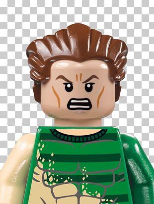 Lego Marvel Super Heroes Sandman Iron Man Spider-Man Dr. Otto Octavius PNG