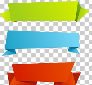 Paper Web Banner PNG