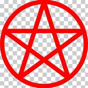 Pentagram Pentacle Satanism PNG