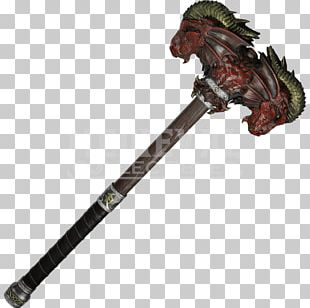 Axe War Hammer Dungeons & Dragons Live Action Role-playing Game PNG
