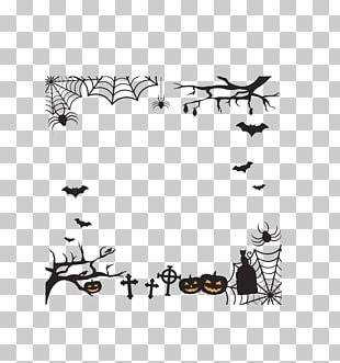 Spider Template PNG
