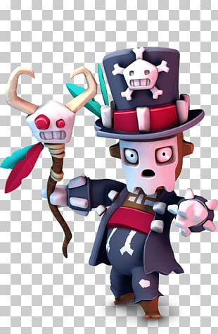 Designer Toy Pirate PNG