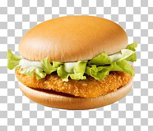 Chicken Sandwich Hamburger McDonald's Big Mac McChicken Cheeseburger PNG