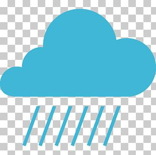 Rain Cloud Weather Scalable Graphics Meteorology PNG