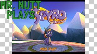Spyro The Dragon Spyro Reignited Trilogy PlayStation Crash Bandicoot N. Sane Trilogy Video Game PNG