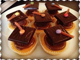 Praline Cupcake Petit Four Tiramisu Birthday Cake PNG
