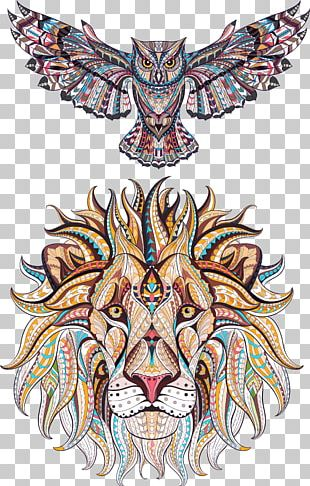 Exquisite Animal Illustration PNG
