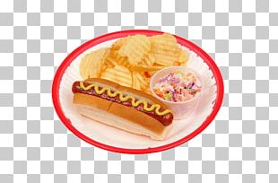 Hot Dog French Fries Take-out Potato Chip Mustard PNG