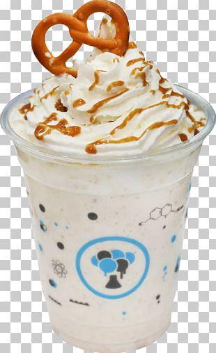 Sundae Frappé Coffee Milkshake Ice Cream Lab PNG