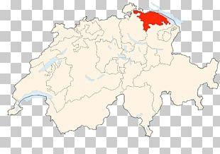 Cantons Of Switzerland Canton Of Thurgau Sion Map PNG