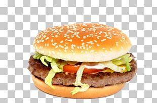 Hamburger French Fries Fast Food Cheeseburger Breakfast PNG