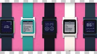 Pebble Time Smartwatch Samsung Gear S2 PNG