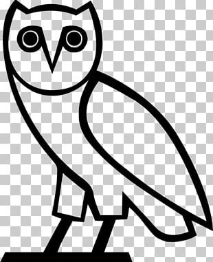 Owl OVO Sound October's Very Own Logo PNG