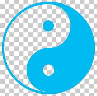 The Book Of Balance And Harmony Yin And Yang Symbol Taijitu Taoism PNG