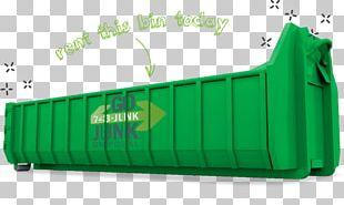 Go Junk Disposal Ltd Roll-off Rubbish Bins & Waste Paper Baskets T2A 0P6 Plastic PNG