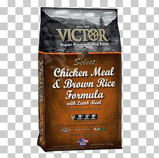 Brown Rice Dog Food Chicken Meal Beef PNG