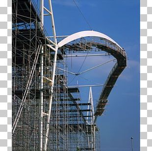 Facade Scaffolding Layher Architectural Engineering Civil Engineering PNG