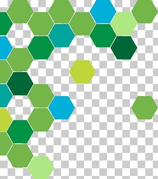 Green Abstract Geometric Circle PNG