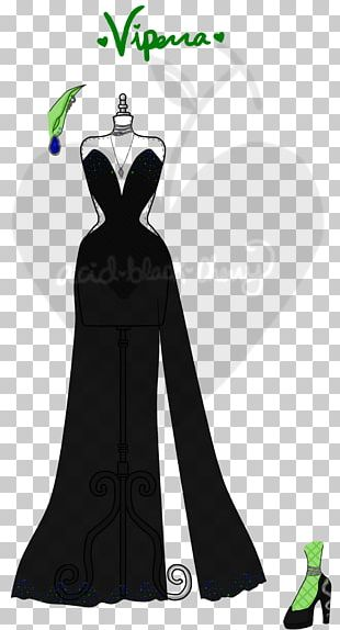 Costume Design Gown Cartoon Font PNG