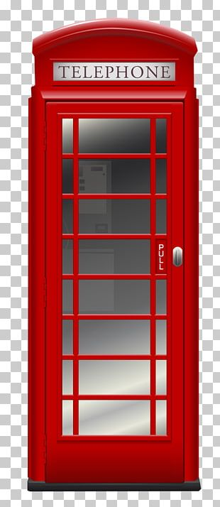 London IPhone Telephone Booth Red Telephone Box PNG