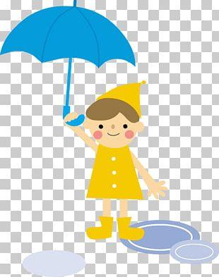 Umbrella East Asian Rainy Season Child PNG