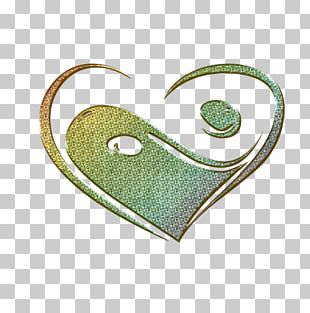 Yin And Yang Heart Drawing Symbol PNG