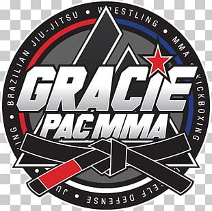 Gracie PAC MMA Mixed Martial Arts Brazilian Jiu-jitsu Gi Gracie Family PNG