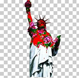 Chinese Wind Statue Of Liberty PNG