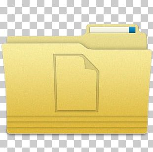 Material Rectangle Yellow PNG