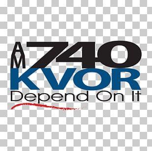 Colorado Springs KVOR AM Broadcasting Radio Station KATC-FM PNG