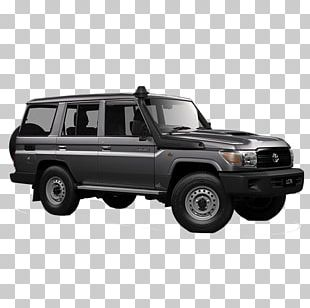 Toyota Land Cruiser Sport Utility Vehicle Off-road Vehicle PNG