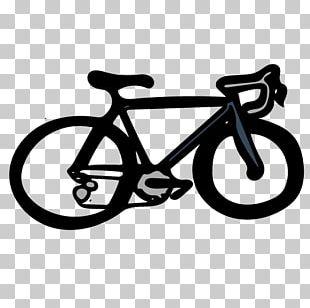 Bicycle Frames Bicycle Wheels Bicycle Saddles Hybrid Bicycle PNG