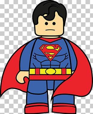 Lego Superman Lego Batman 2: DC Super Heroes PNG