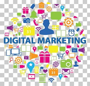 Digital Marketing Advertising Marketing Strategy Business PNG